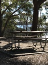 Fabulous outlook at Green Patch in the Jervis Bay National Park.
