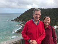 Quite a climb, but worth it to see Great Ocean Road from another perspective.