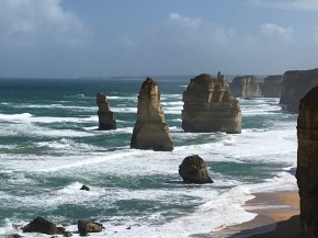 A few of the remaining Twelve Apostles