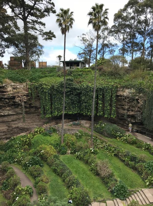 Umpherston Sunken Garden
