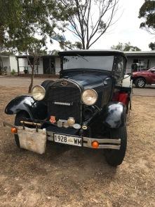 Vintage Model 3