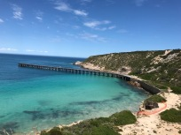 Stenhouse Bay Jetty, Innes National Park