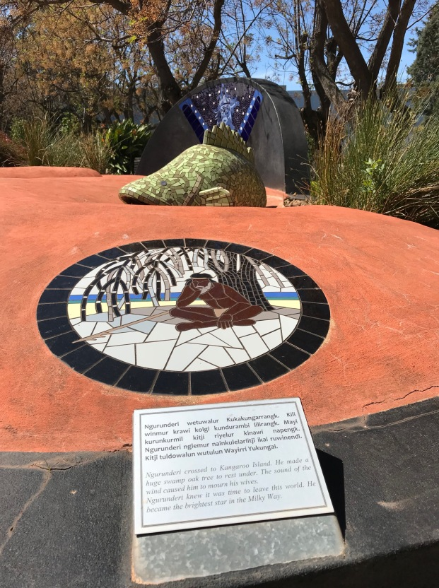 Folklore Tales about the Murray Cod