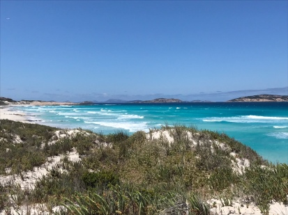 Beautiful Blue Haven Beach, Esperance