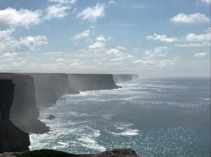 Great Australian Bight (looking east)