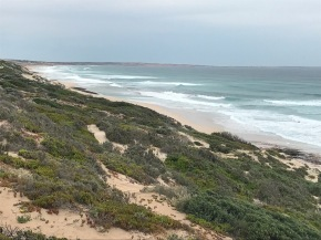 Hally's Beach near Streaky Bay