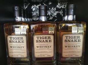 Tiger Snake Whiskey