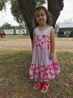 Beautiful Sophie (age 4)
