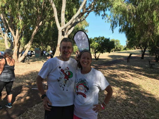 Christmas Park Run Bunbury