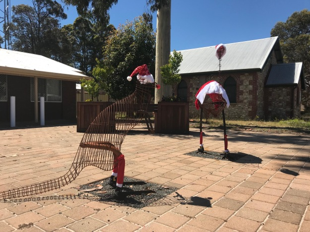 More Aussie Style Christmas Decorations