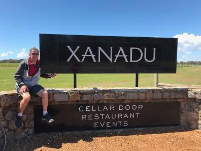 Xanadu in touching distance!