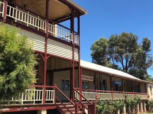 Geraldton Historic Building