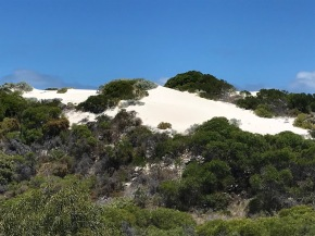 Sand Dunes along Turquoise Way