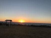 Burns Beach at Sunset