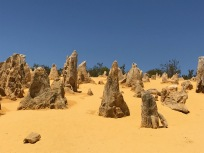 The Amazing Limestone Pinnacles