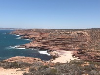 Looking North at Kalbarri