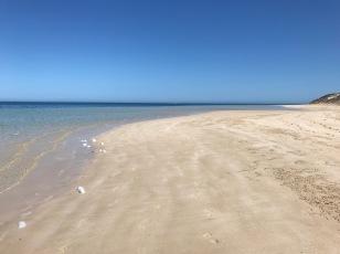 Paradise Beach, Coral Bay