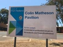 Colin Matheson Twice