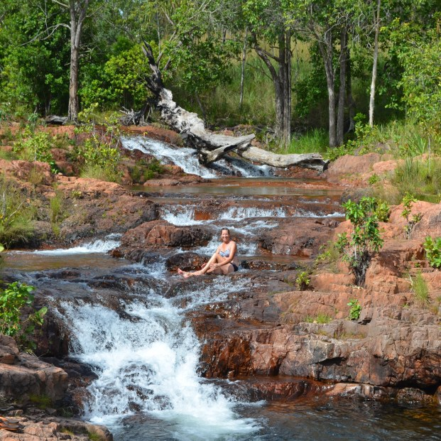 Buley Rock Pools, Litchfield NP