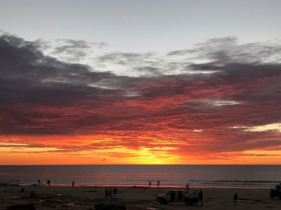 Sunset at Cable Beach 2