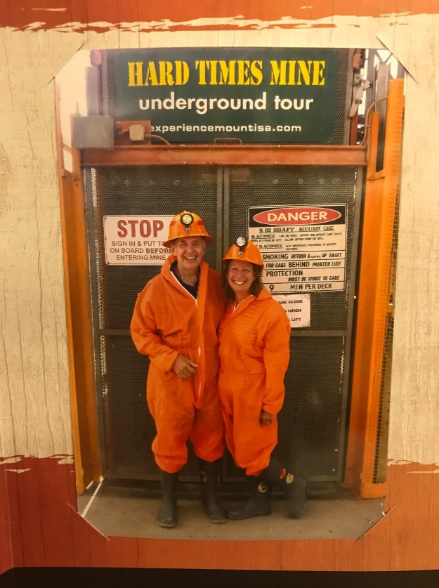 Copper Mine Tour