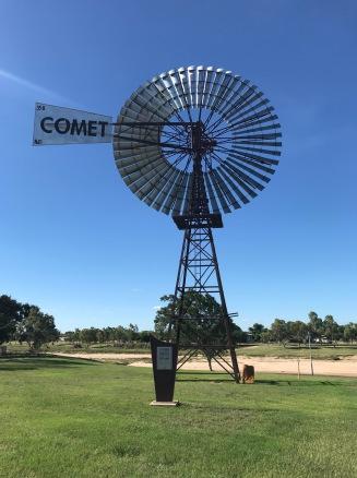 Comet Windmill