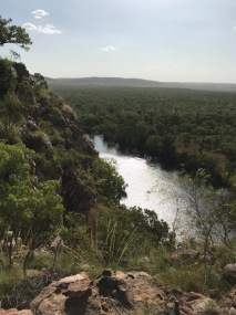 Katherine Gorge late afternoon