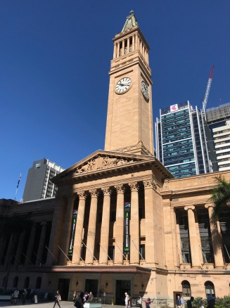 Brisbane's Clock Tower