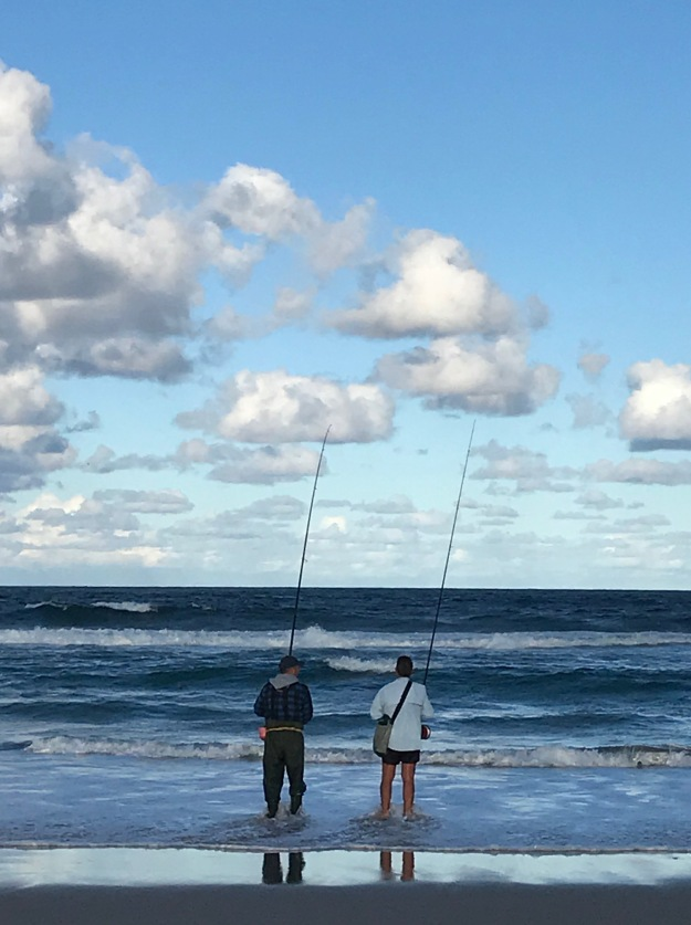 Gone Fishing, Ballina