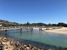 Lagoon Side at Crescent Head