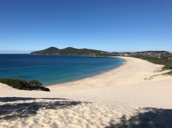 One Mile Beach, Forster