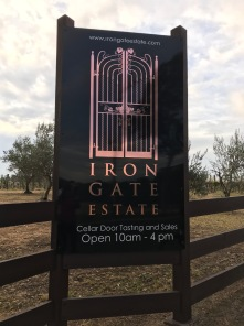 Through the Iron Gate ...