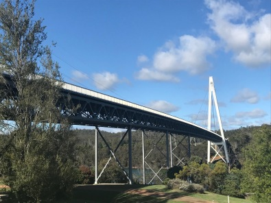 Batman Bridge over Tamar River