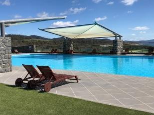 Free Heated Swimming Pool