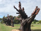 Tree Sculptures 2