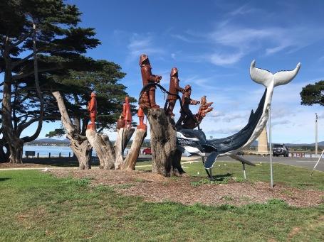 Tree Sculptures 3