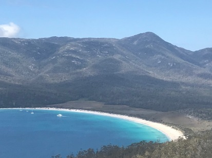 Beautiful Wineglass Bay